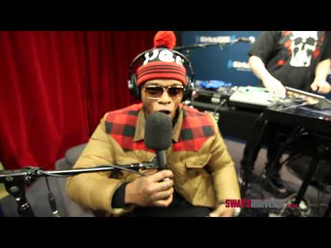 Papoose Sway In The Morning Freestyle!