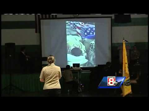 Massabesic High School holds Memorial Day Assembly