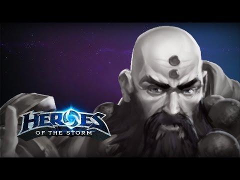 ♥ Heroes of the Storm - Old School Kharazim Healing Build
