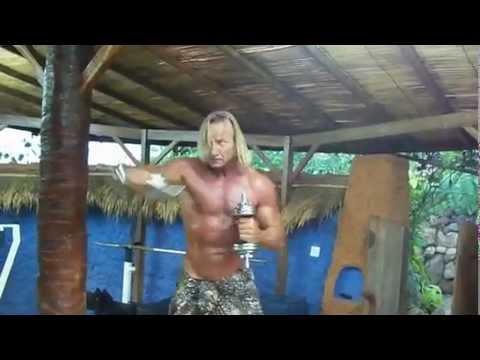 BALI WORKOUT - BURN FAT. Home of Sweat Joint- www.personaltrainer4la.com