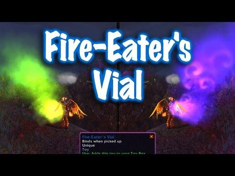 Jessiehealz - Fire-Eater