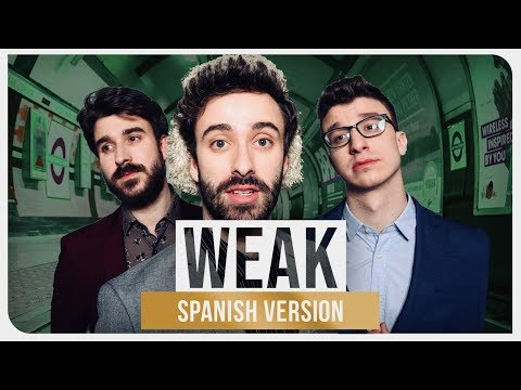 AJR - Weak (Spanish Version)