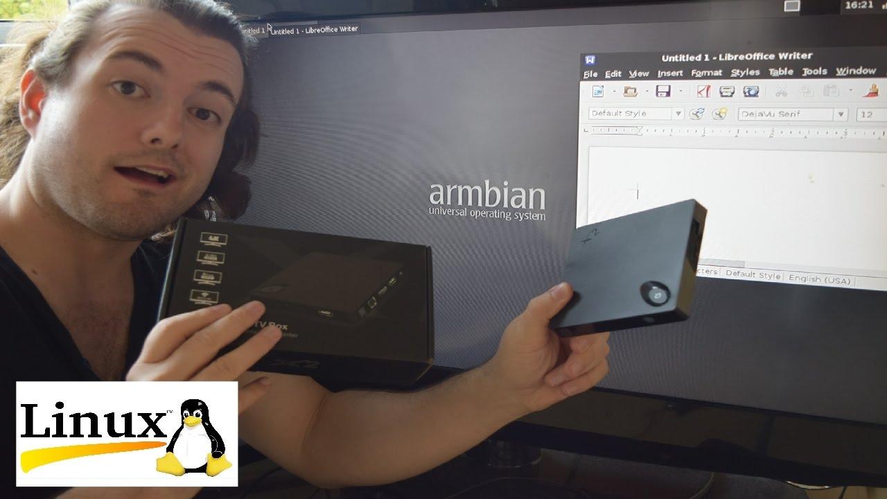 BEELINK X2 Linux Ubuntu ARMBIAN Distro Installation Dual Boot Tutorial