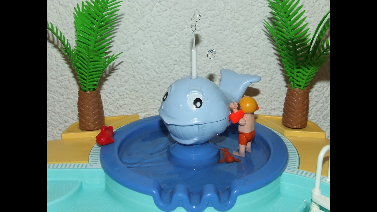 Ein sch ner tag im playmobil schwimmbad 5433 kurzfilm - Playmobil swimming pool best price ...