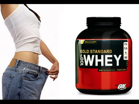 Is Whey Protein Good For Weight Loss? - YouTube