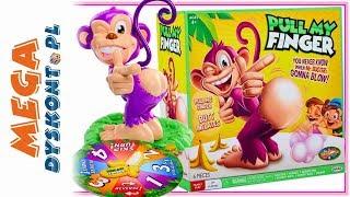Pull My Finger  Challenge  Ciągnij z całych sił  gra dla dzieci