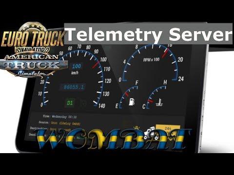Dashboard for Truck Simulator at AppGhost com