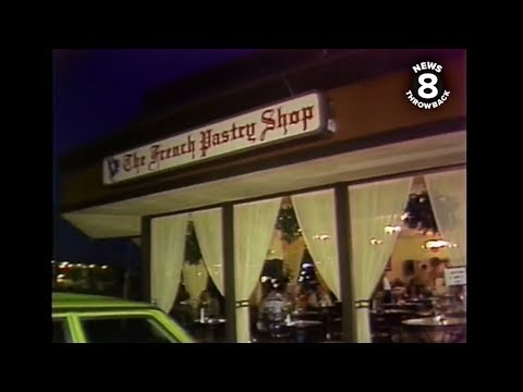 News 8 Throwback 1979: The French Pastry Shop In San Diego