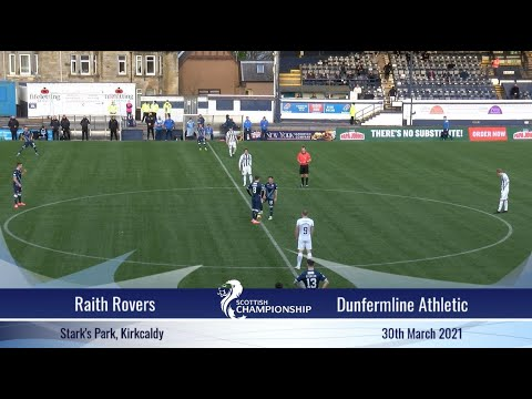 Raith Dunfermline Goals And Highlights