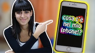 COSA C'E' NEL MIO IPHONE?! - (What's On My Phone?!)
