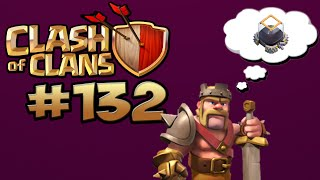 CLASH OF CLANS #132 - DUNKLES FARMEN FÜR DEN KING ★ Let's Play Clash of Clans