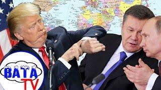 Трамп пришел. Как будем мир делить?