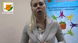 Ассистенты о тренинге «Радость воспитания»: Вероника