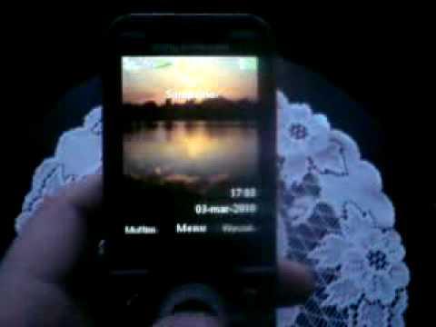 Sony Ericsson Yari U100i Muzyka