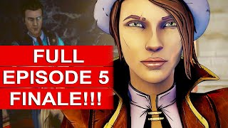 Tales From The Borderlands Episode 5 Gameplay Walkthrough Part 1 [1080p HD] FULL EPISODE (ENDING)