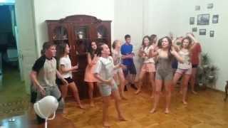 Образцовый коллектив хореографический ансамбль