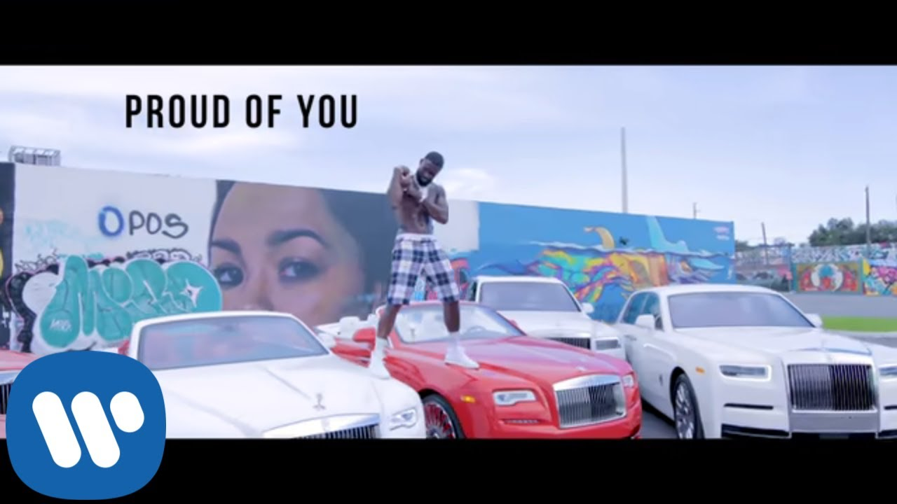 Gucci Mane - Proud Of You (Official Music Video) #1