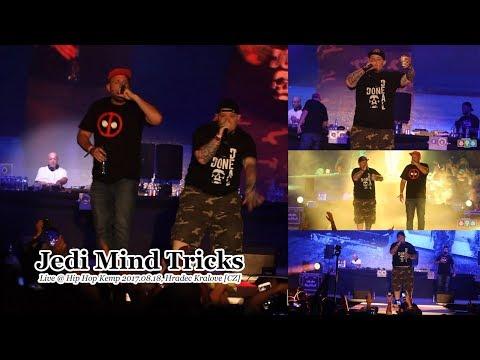Jedi Mind Tricks • Live @ Hip Hop Kemp 2017.08.18, Hradec Kralove [CZ] #HHK2017