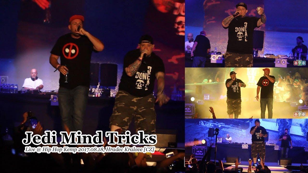 jedi mind tricks album 2017