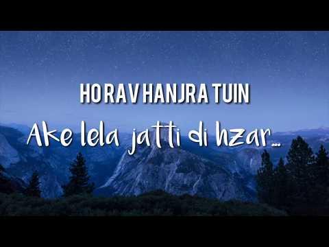 Harvir Gill char din song lyrics and status