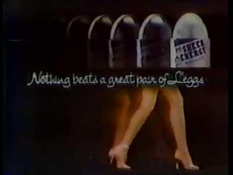 70's Ads: L'eggs 1979