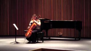 Ludwig van Beethoven—Cello Sonata No. 4 in C Major, Op. 102, No. 1