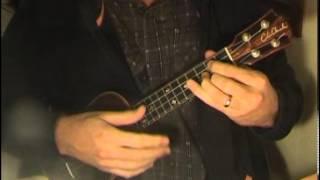 Red River Valley on ukulele