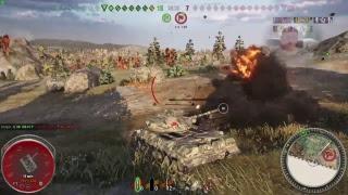 Танк т-10 . Модорнзация пушки.