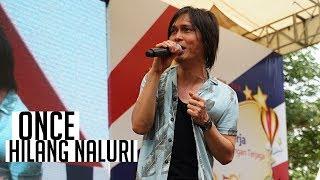 Download lagu Once Hilang Naluri Live at Airnav 6th Anniversary MP3