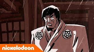 Черепашки-ниндзя | История Шреддера | Nickelodeon Россия