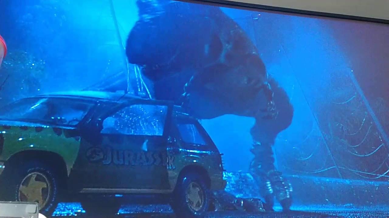 Botaneando con Jurassic park