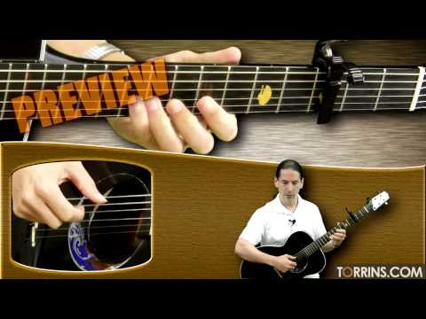 Are Ruk Ja Re Bande (Indian Ocean) Guitar Lesson (PREVIEW)