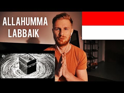 SABYAN - ALLAHUMMA LABBAIK // INDONESIAN MUSIC REACTION