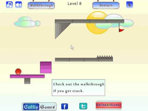 Its Like Gravity 2 Walkthrough Levels1-18 by www.coffingames.com