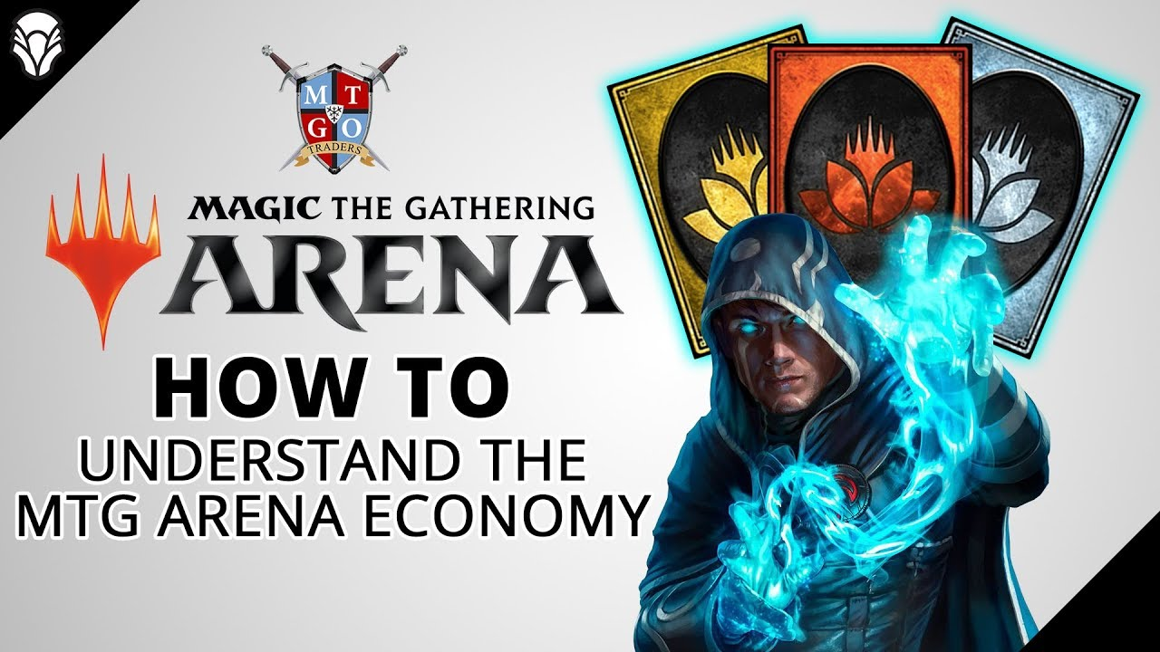 MTG Arena: How to Understand the In-game Economy