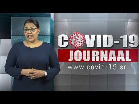 Het COVID 19 Journaal Aflevering 116 05 Januari