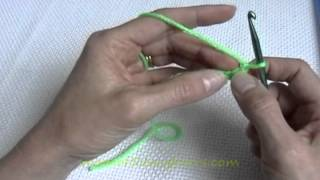 Learn how to crochet for beginners, #1