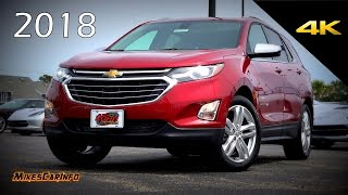 2018 Chevrolet Equinox Premier - Ultimate In-Depth Look in 4K!