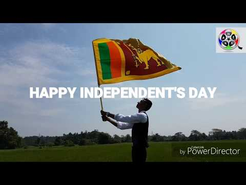 Independence day wishes to our Sri Lanka by Kanex Media