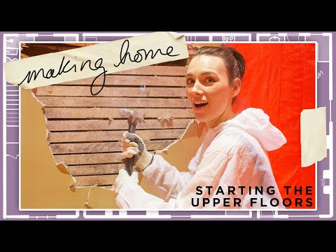 stressing-about-renovations-for-29-minutes-straight-|-making-home-|-ep4-|-upstairs-demo
