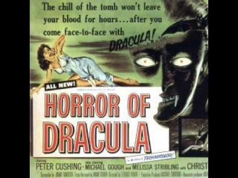 The Horror Of Dracula (1958) [James Bernard]