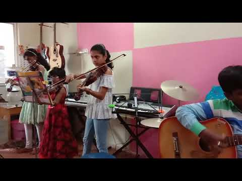 All to Jesus song by Jubal Music Academy