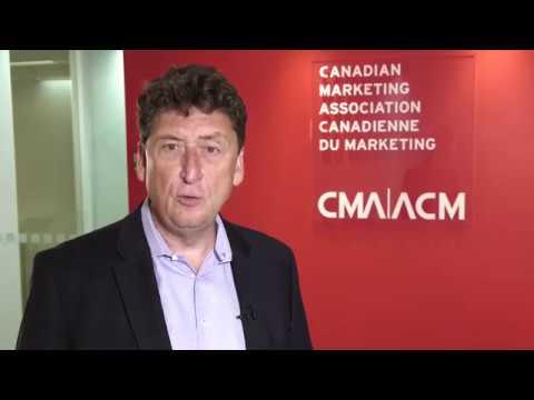 Chartered Marketer Designation: CMA President & CEO's Message