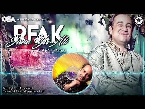 Jane Ya Ali   Rahat Fateh Ali Khan   Complete Full Version   Official HD Video   OSA Worldwide