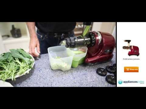 What is the difference between cold press juicing and centrifugal juicing? - Appliances Online