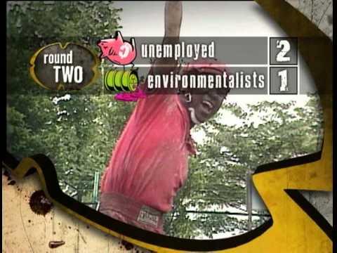 Most Extreme Elimination Challenge MXC   303   Unemployed vs  Enviromentalists