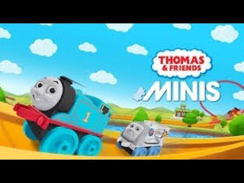 Thomas And Friends Minis Thomas Ve Arkadaşları Minişler