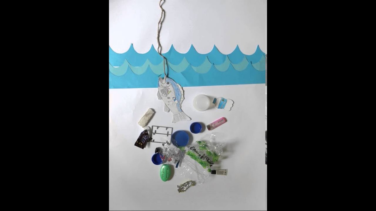 Joe's Plastic Pollution Stop Motion Animation - YouTube