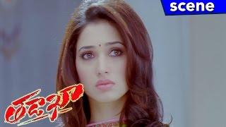 Vennela Kishore and Naga Chaitanya Comedy Scene - Tadakha Movie Scenes