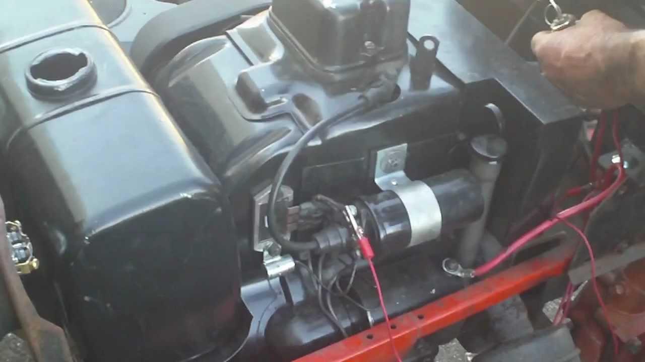 Kohler 18hp k361 overhead valve ohv engine motor economy power